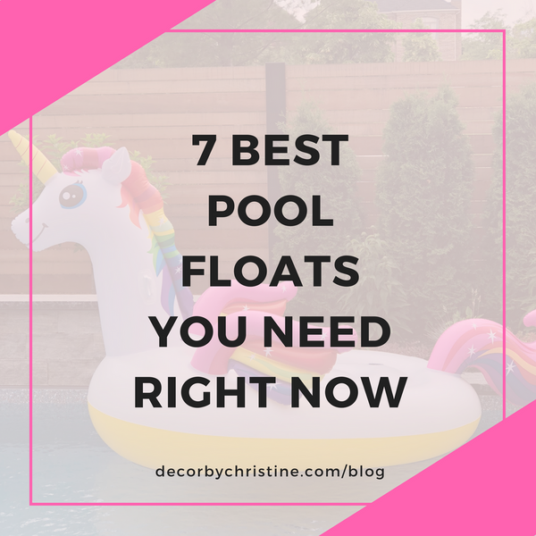 The Best Pool Floats You Need Right Now!