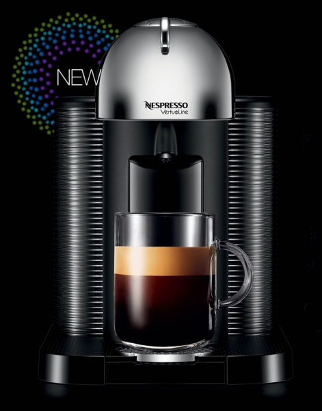 My love Affair with Nespresso VertuoLine