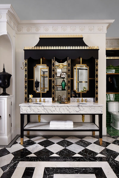 Creating a luxurious bathroom with DXV