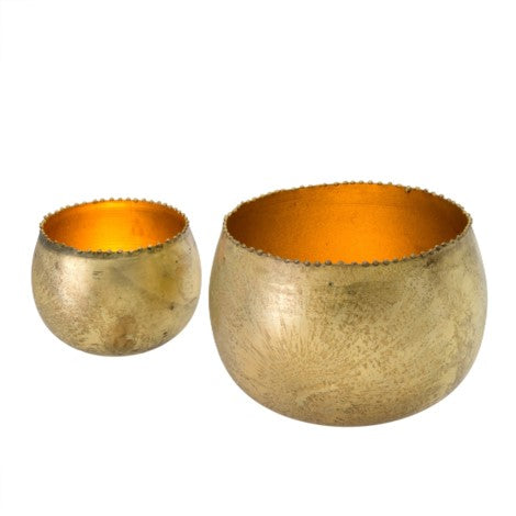 Revelry Gold Votives s:2