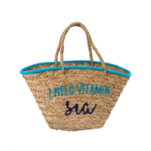 Beach Bag - I Need Vitamin Sea 6-9307_lg