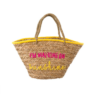 Beach Bag - Walking on Sunshine 6-9309_lg