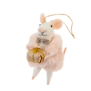 Holiday Mice Ornaments