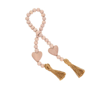 "NEW ""Worry Not"" Prayer Beads with Heart"