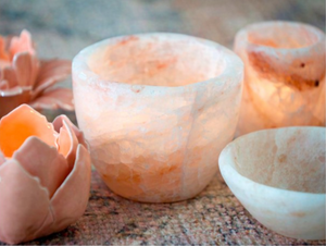 Himalayan Rock Salt Votives