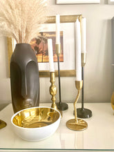 Load image into Gallery viewer, NEW Emu Alu Brass Candle Holder