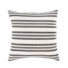 Load image into Gallery viewer, Kasuti Jacquard Toss Cushions in Black and White