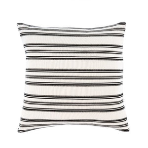 Kasuti Jacquard Toss Cushions in Black and White