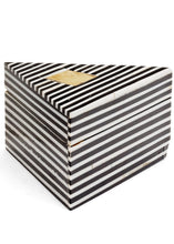 Load image into Gallery viewer, NEW Knoll Black & White Deco Boxes