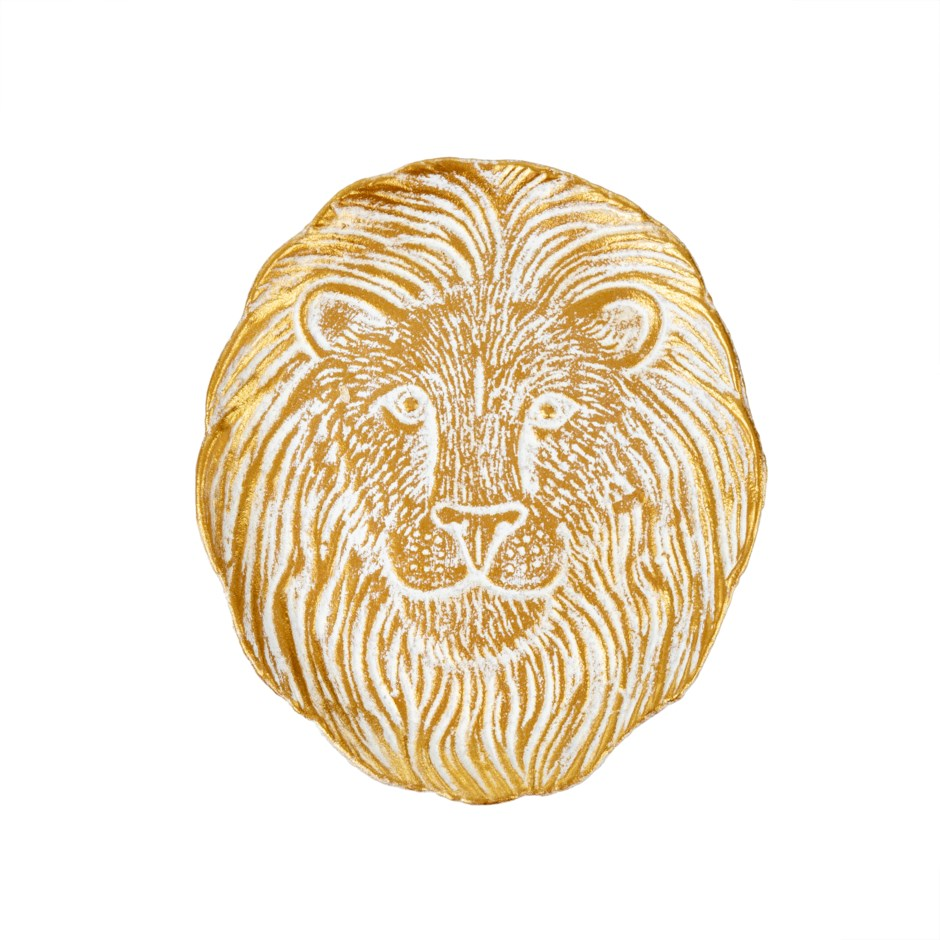 New Leo the Lion Head Catch All Dish