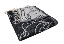 Load image into Gallery viewer, Picasso Inspired Throw