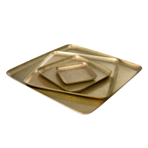 Revelry Gold Trays