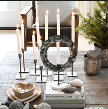 Load image into Gallery viewer, NEW Bonita Iron Candlesticks