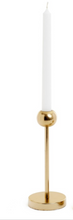 Load image into Gallery viewer, Pembroke Brass Candle Holders