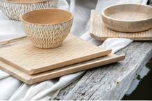 Load image into Gallery viewer, Mango Wood Platters (S/3)