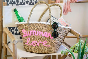 Summer Love Beach Bag Styled
