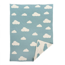 Load image into Gallery viewer, Cloudy Skies Baby Blanket 8-9894_lg