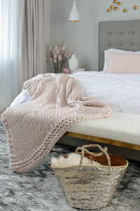 Super Chunky Woven Throws