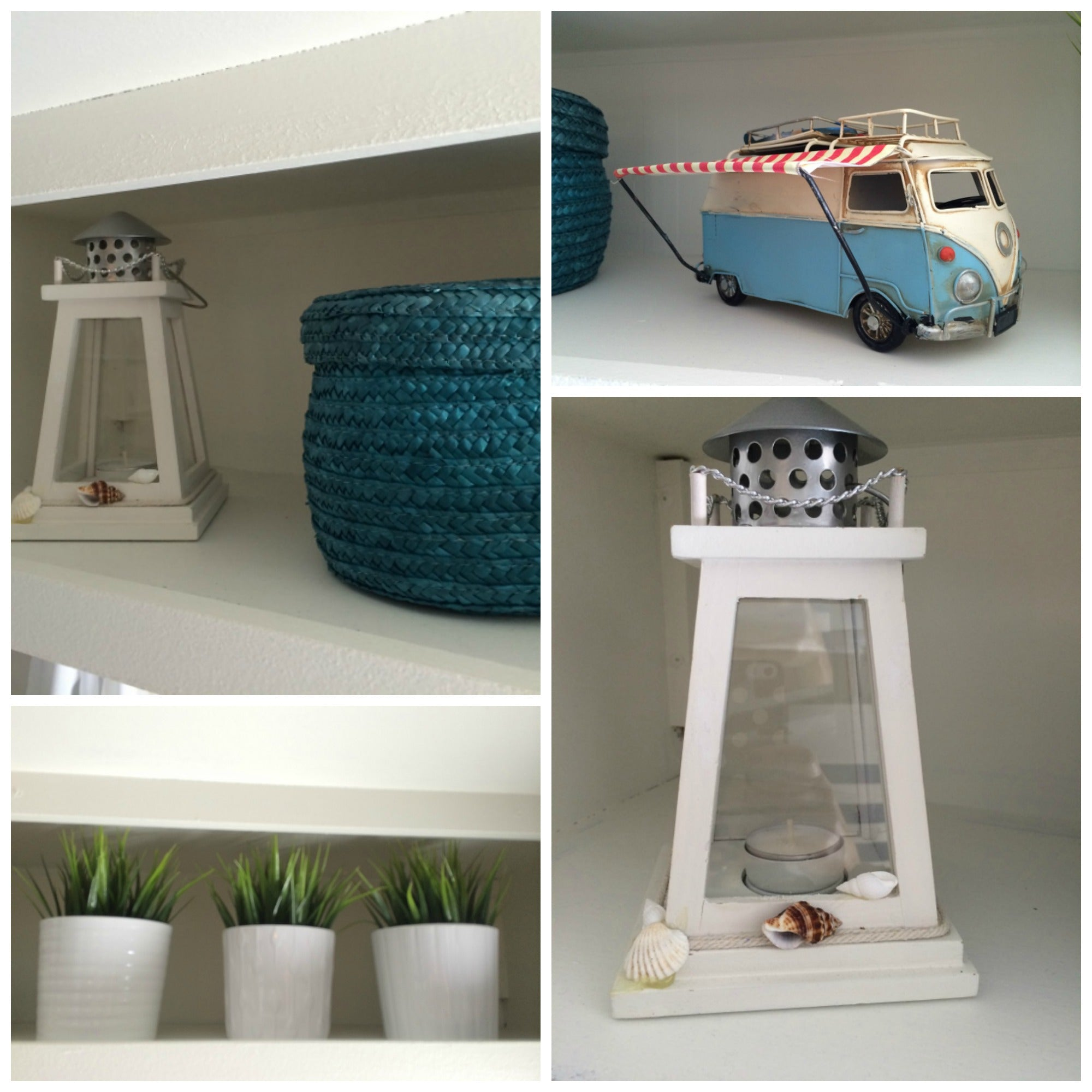 Camper Shelf Details