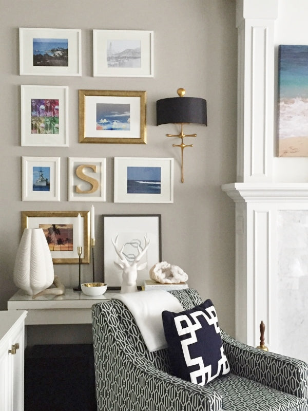 Gallery Wall 5 - Decor by Christine