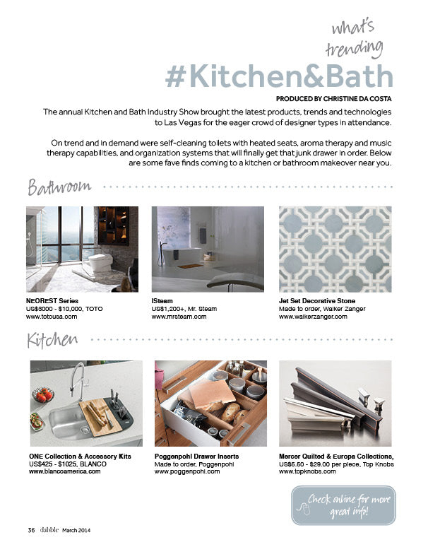 What's Trending - KBIS
