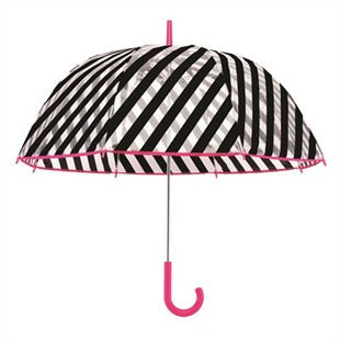 kate spade striped umbrella indigo