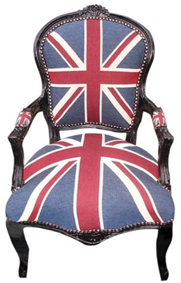 shabby-chic-union-jack-chair-with-black-frame-1