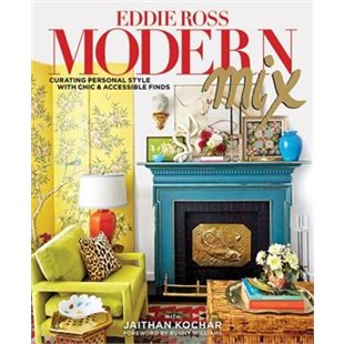 Modern Mix by Eddie Ross Design Book