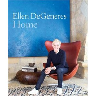 Ellen DeGeneres Home Book
