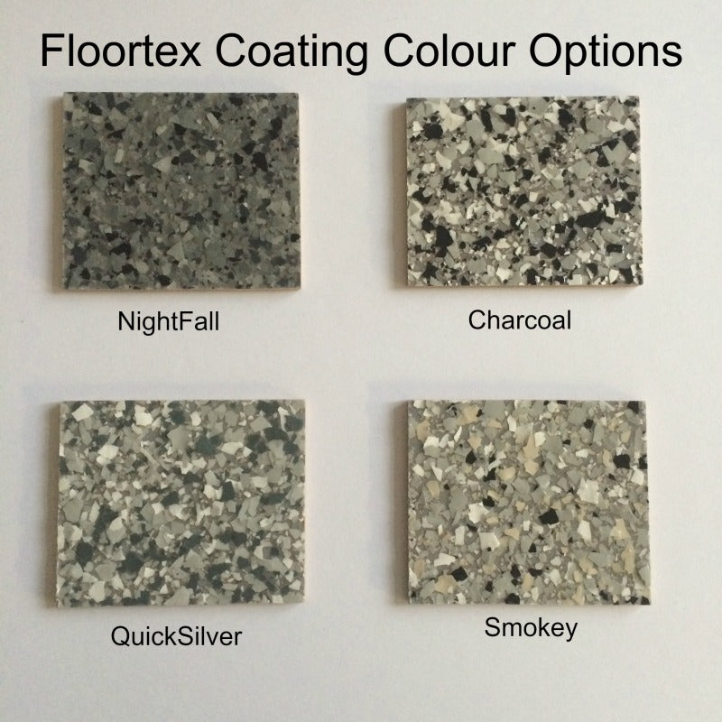 garage flooring Colour Options - Decor by Christine