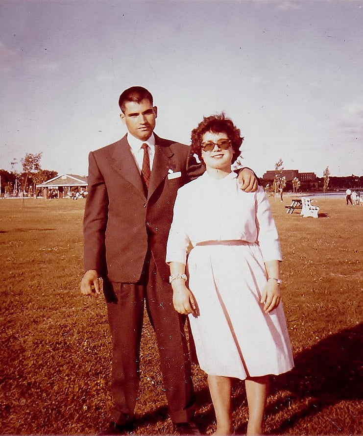 mom & dad at park (2)