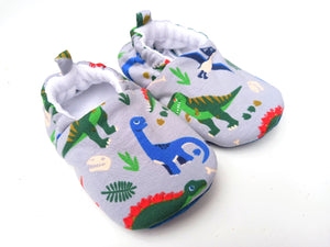 Dinosaur Bones Shoes