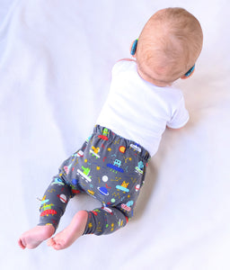 Aliens print leggings