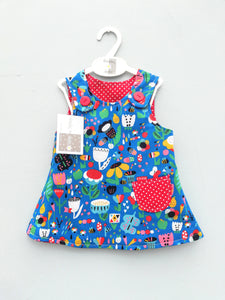 Reversible Flower Garden Dress
