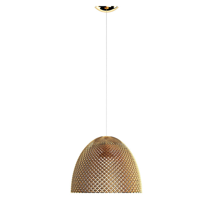 Guzzini Filigrana Pendant Lamp In Gold - ID 8578