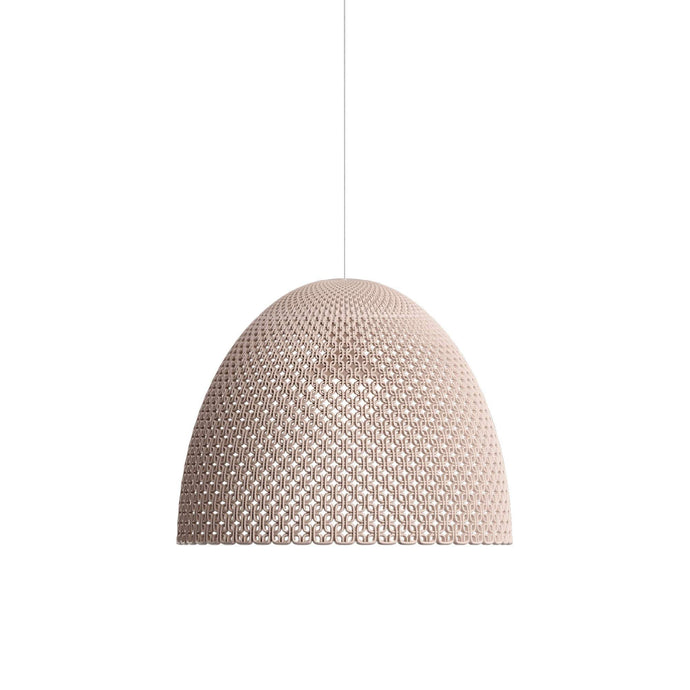 Guzzini Filigrana Pendant Lamp In Powder - ID 8576