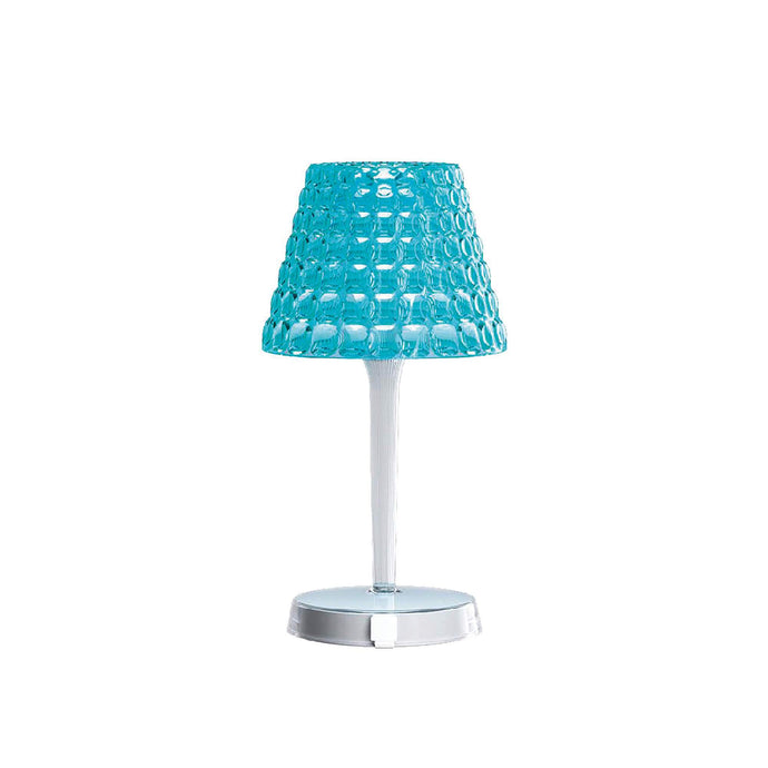 Guzzini Tiffany Cordless Table Lamp In Blue - ID 8514