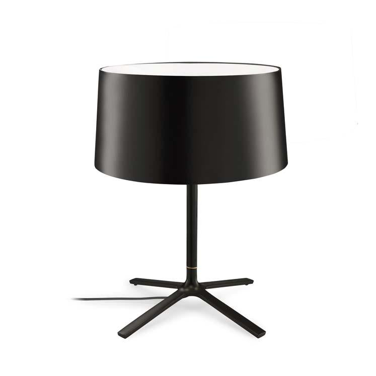 Belmont Black Table Lamp with Shade - ID 8128