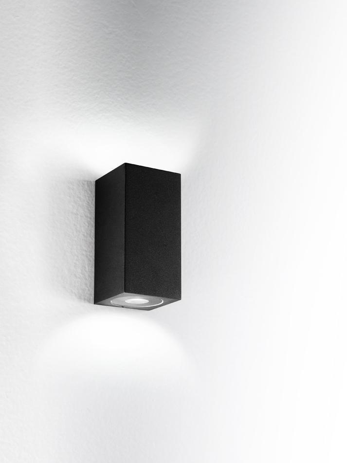 Rectangular Up And Down Wall Light - ID 8491