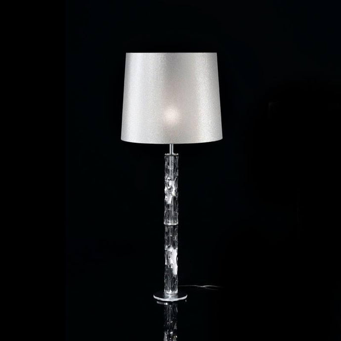Bamboo Murano Glass Table Lamp Height 108cm