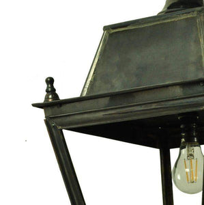Classic Reproductions Balmoral Hanging Lantern (Large) - London Lighting - 7