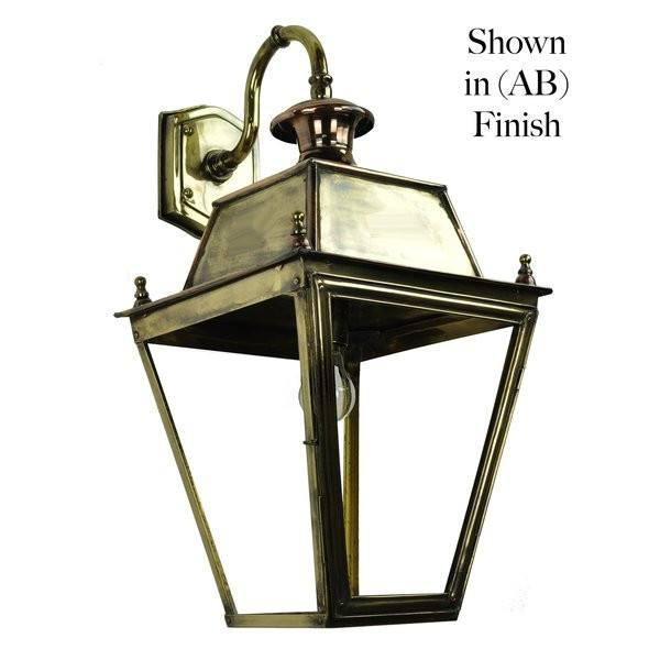 Classic Reproductions Balmoral Overhead Wall Light (Large) - London Lighting - 1