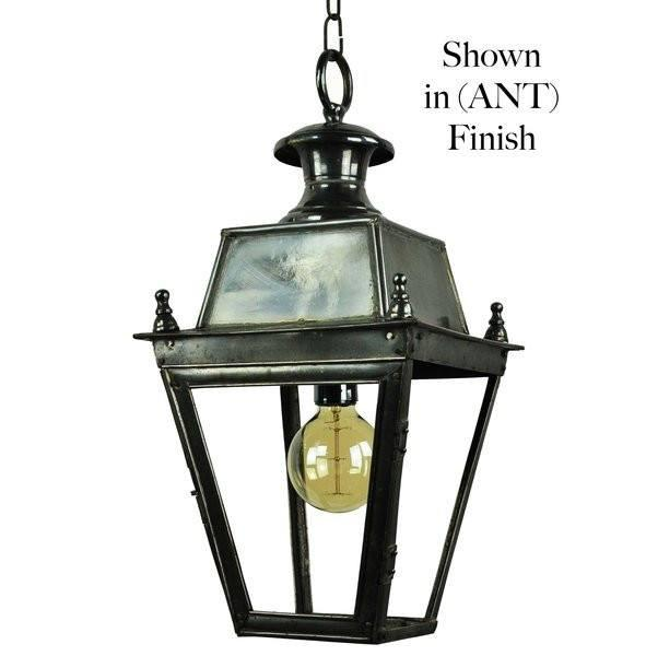 Classic Reproductions Balmoral Hanging Lantern (Small) - London Lighting - 1