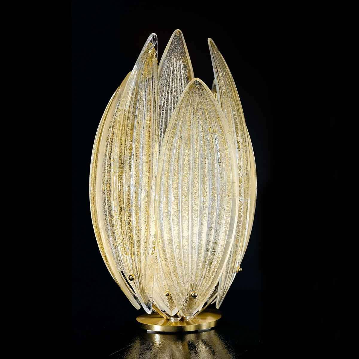 Paradise Murano Glass Table Lamp