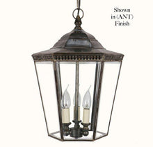 Classic Reproductions Chelsea 3 light Pendant (Large) - London Lighting - 2