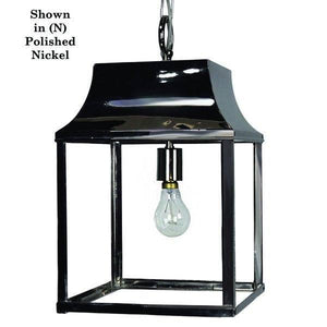 Classic Reproductions Strathmore Hanging Lantern (Medium) - London Lighting - 2