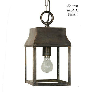 Classic Reproductions Strathmore Hanging Lantern (Small) - London Lighting - 1