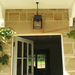 Classic Reproductions Strathmore Hanging Lantern (Small) - London Lighting - 8
