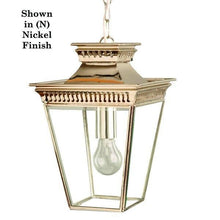 Classic Reproductions Pagoda Pendant (Small) - London Lighting - 2