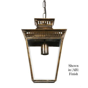 Classic Reproductions Pagoda Pendant (Small) - London Lighting - 3